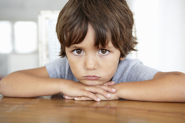 33555105 - sad little boy